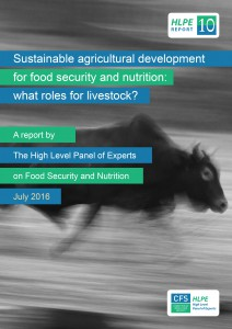 Sustainable agricultural development for food security and nutri