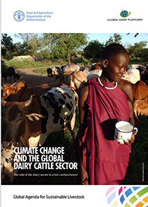 Climate Change and the Global Dairy Cattle Sector