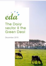 EDA report The Dairy sector and the green deal Dec 2019