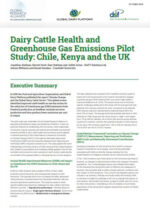 Dairy-Cattle-Health-and-GHG-Emissions-Pilot-Study